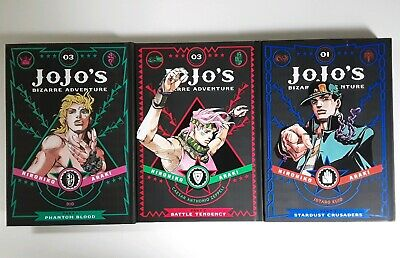 JoJo's Bizarre Adventure: Part 3--Stardust Crusaders, Vol. 5 by Hirohiko Araki …