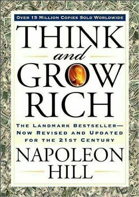 Think and Grow Rich Landmark Bestseller Now Revised and Updated by Napoleon Hill