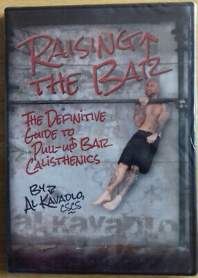 Al Kavadlo - Raising The Bar (USA Reg 1) - Definitive Guide To Bar Calisthenics