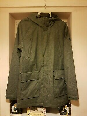 4d13c346a5f ONLY & SONS Mens Large Coat Abas Jacket Forest Night Colour - $33.16 ...