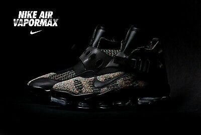 "Nike Air Vapormax Premier Flyknit Shoes ""Strapped"" Lifestyle Run Ao3241-003 Sz"