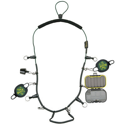Dr. Slick Elastic Lanyard / Necklace - Fly Fishing