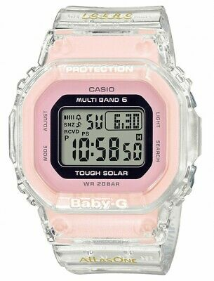 2019 NEW CASIO Watch BABY-G Love the Sea and the Earth BGD-5001K-7JR Women