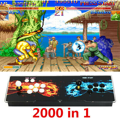 New 2000 In 1 Pandora's Box 5S HDMI Multiplayer Arcade Game Console Video
