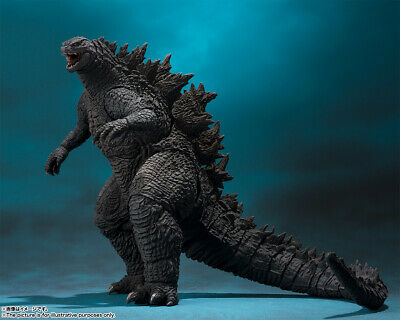 Godzilla King of the Monsters 2019 Action Figure SH MonsterArts Bandai US Seller