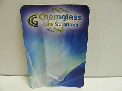 "Chemglass Cg-2001-01 Magnetic Stirring Bar 1/2"" X 1/8"" New"