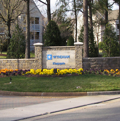 Wyndham Kingsgate, August 3-10, 3B, Williamsburg, VA, Other Dates Available