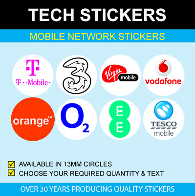 Phone Network Stickers