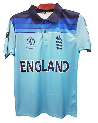 England Cricket Jersey- ICC World Cup  2019