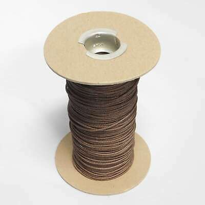 5 Metres  2Mm  Brown   Roman / Venetian Blind  Cord - Spare Parts