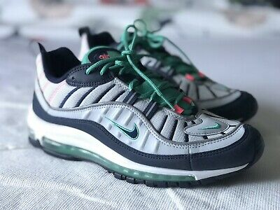 19dcb1066c Nike Air Max 98 South Beach Tidal Wave Pure Platinum Mens Size 9.5Used w/
