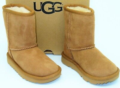 cc7e02ee1ac UGG KIDS K Classic Tall II Pull-on Boot Authentic New Unisex ...