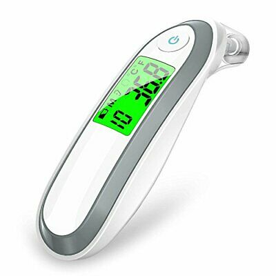 Forehead and Ear Thermometer, Digital Medical Infrared Fever Thermometers