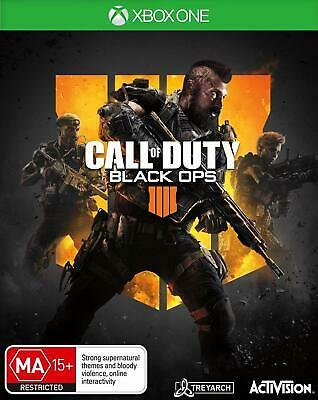 Call of Duty: Black Ops 4 (XBOX ONE) NEW CHEAPEST PRICE