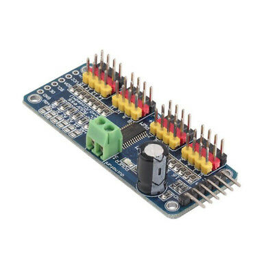 PCA9685 16 Channel PWM/Servo Drive 12C Components Board for Arduino Hot Sale