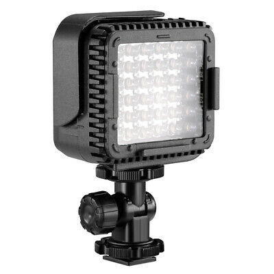 Neewer CN-LUX360 LED Video Light Lamp for Canon Nikon Camera DV Camcorder