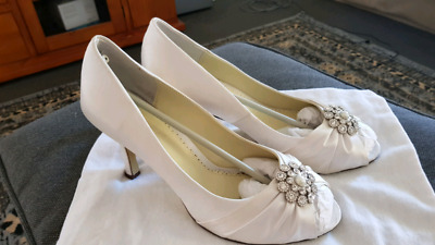 Panache Bridal Shoes -Alice size 41/10