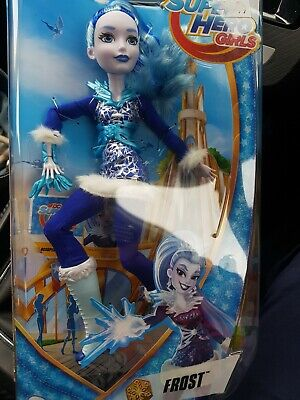 """DC Super Hero Girls Frost Action Doll 12/"""""""