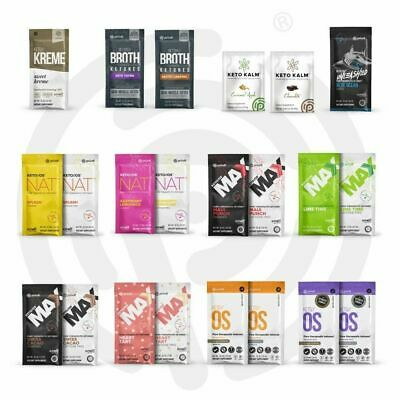 Pruvit Keto OS, MAX, Ketones CHOOSE YOUR OWN FLAVOR***NEW FLAVORS ADDED***