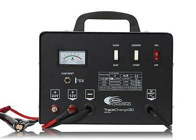 Caricabatteria Trade Charge 12 24V 30 Amp