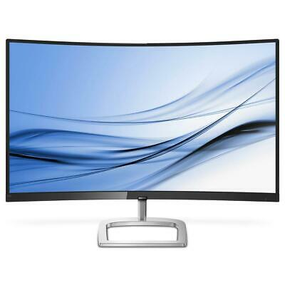 "Philips E Line 278E9QJAB Monitor Piatto Curvo Per Pc 27"" Lcd Ultra Wide-Color 27"