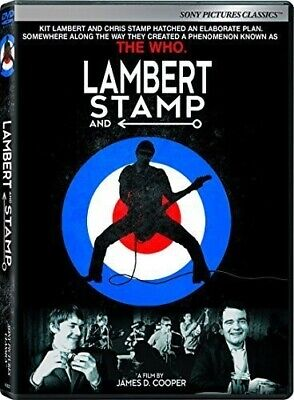 Lambert and Stamp [New DVD] UV/HD Digital Copy, Widescreen, Ac-3/Dolby Digital