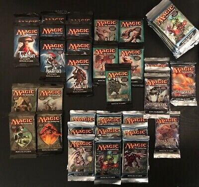 MTG Magic the gathering Booster Fifth Dawn Darksteel Nine Eight edition Kamigawa