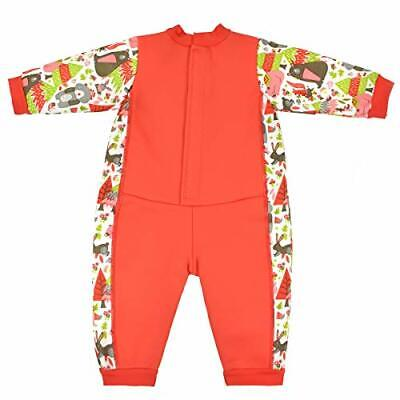 Splash About Babies Warm-in-One Wetsuit Into The Woods, 12-24 Months