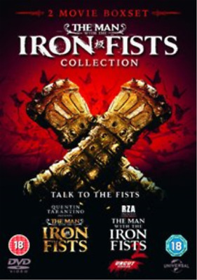 Zhu, Rick Yune-Man With the Iron Fists/The Man With the Iron Fists 2  DVD NUEVO