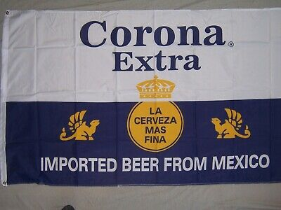 CORONA LITE BEER LIGHT FLAG SIGN NEW 3X5ft better quality fade resist US sold