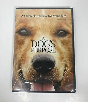 A Dog's Purpose DVD **NEW & FACTORY SEALED**