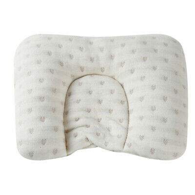 Newborn Baby Cot Pillow Prevent Flat Head Positione Cushion Sleeping Support JA
