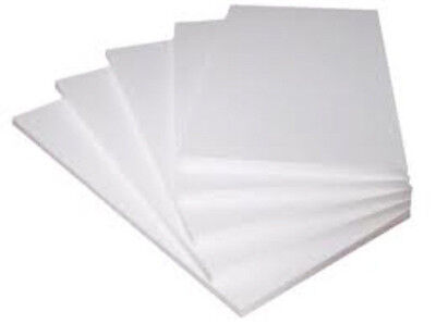 25x Polystyrene Foam Sheets 600x400x10mm Packing Insulation Expanded EPS SDN