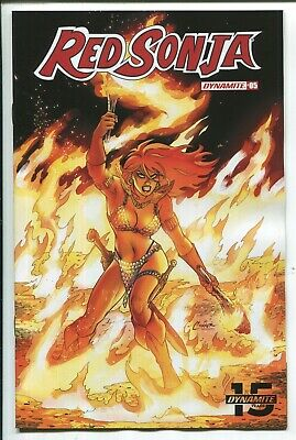 Red Sonja Volume 5 #5 - Amanda Conner Cover A - Dynamite Entertainment/2019