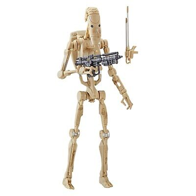 "Star Wars The Black Series Battle Droid 6"" Action Figure LOOSE"