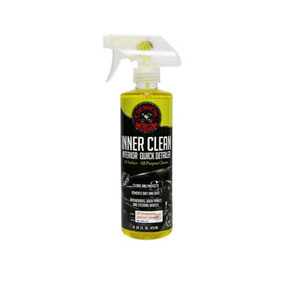 Chemical Guys InnerClean - Interior Quick Detailer & Protectant 16 oz