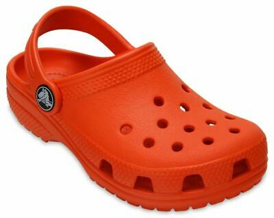 Kids Red Classic Red Crocs