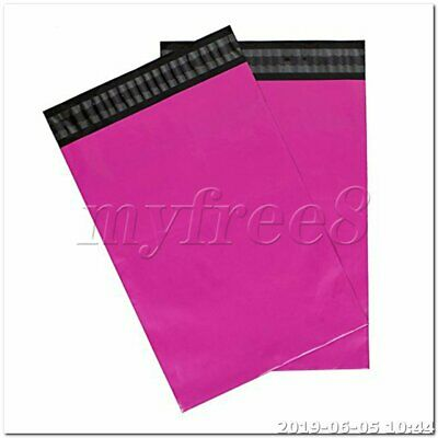 100pcs 30 x 50cm Waterproof Envelopes Shipping Bags Poly Mailers Pink