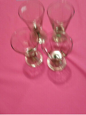 Antique Pale Green Four Wine Glasses by Lenox