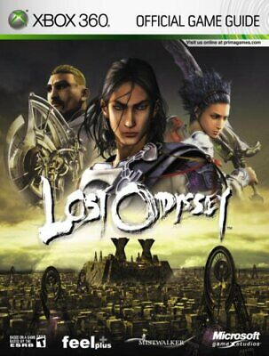 Lost Odyssey (Prima Official Game Guides) by Shepperd, Chris 0761558802