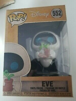 Funko POP ! Eve - earth day edition 552# - Disney - Limited edition - Wall-e