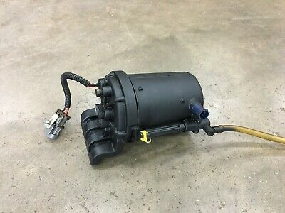fuel filter housing canister 1999 24 valve dodge ram cummins diesel 5 9l