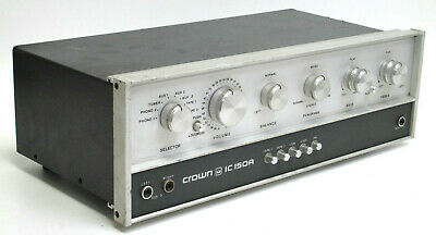 Vintage Crown IC-150A Preamp ICA