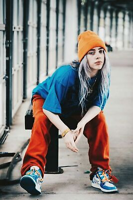 Billie Eilish  Poster A5..A4.. A3.. A2.. options 260gsm