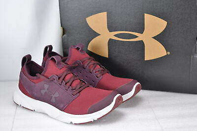 Under Armour Mens Drift Rn Mineral Gray Running Shoes Size 7 168215