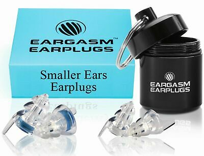 Eargasm High Fidelity EarPlugs Ear Plugs smaller size with Premium Gift Box