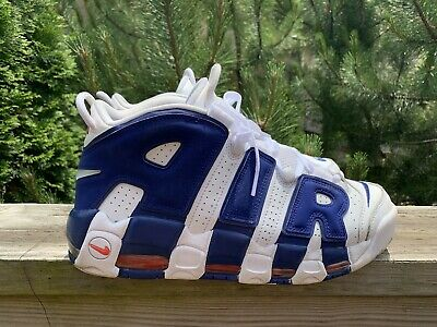 c0a9daafd2 NIKE AIR TUNED Uptempo Max Zoom 3.0 Team Vintage 90s Tim Duncan sz ...