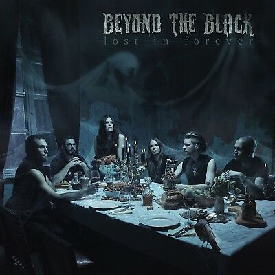 Beyond The Black - Lost In Forever  Cd New