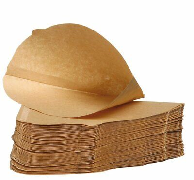 Filtropa Unbleached 100% Natural Coffee Filter Papers, Size Four, Pack of 100
