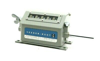New Veeder Root Lw-123945-022 Counter Ratio 1 123945 Lw123945022